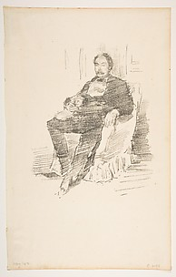 Portrait of Dr. Whistler, No. 2