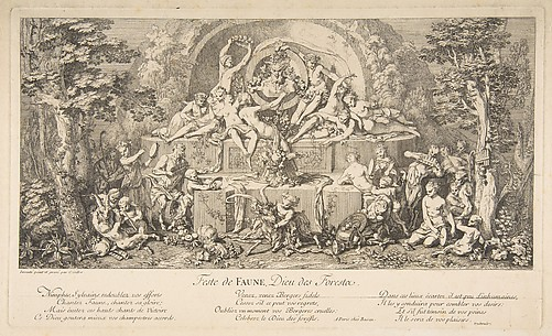 The Feast of the Faun