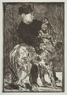 Boy and Dog (L'Enfant et le Chien)
