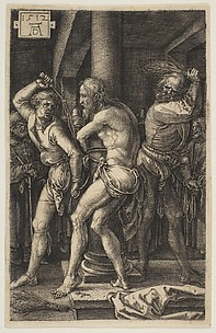 The Flagellation, from The Passion