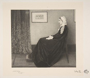 Mother of the Artist (James McNeill Whistler)