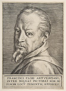 Portrait of Frans Floris