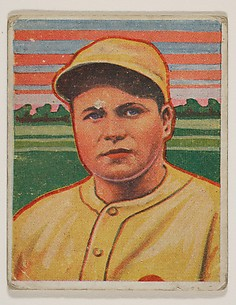 Jimmie Foxx, from the series American and National League Stars