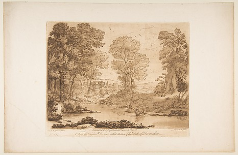 Landscape with Cupid and Psyche