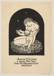 Mrs. Rockwell Kent Christmas Card