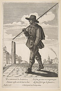 The Chimney Sweep (Le Ramoneur)