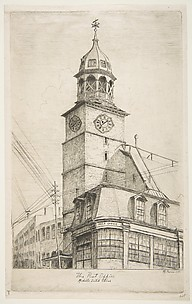 The Post Office, Middle Dutch Church