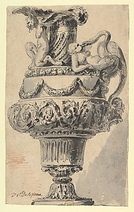 Design for a Ewer