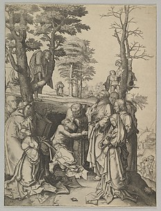 The Raising of Lazarus (copy)