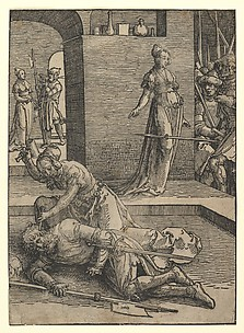 Jael Killing Sisera, without ornamental frame