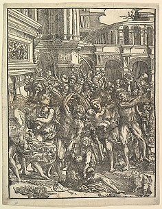 The Massacre of the Innocents (Right Half)