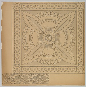 Design for Ornamented Tile
