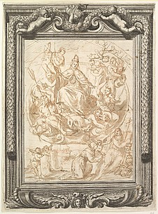 Allegory of Venetian Power