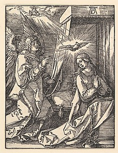 The Annunciation, from The Little Passion