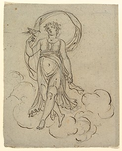Venus with a Dove