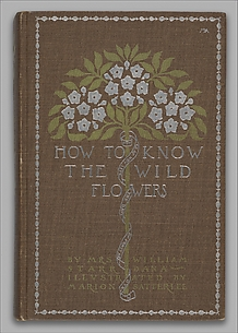 How to Know the Wild Flowers: A Guide to the Names, Haunts and Habits of Our Common Wild Flowers