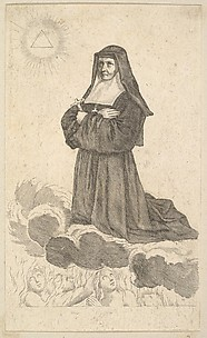 Sainte Jeanne Frémiot de Chantal