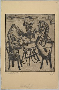 Card Players (Kartenspieler)