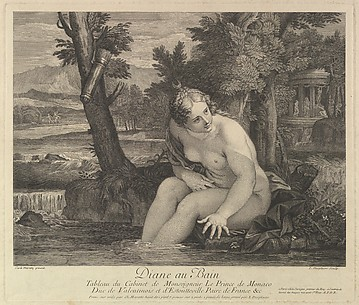 Diana at the Bath