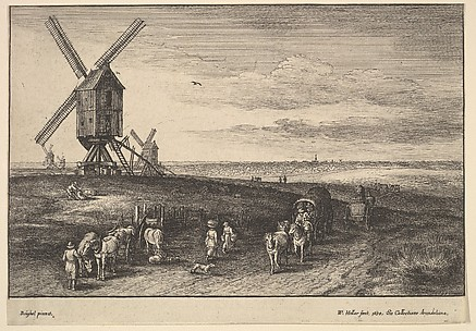 The Four Windmills