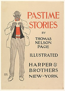 PASTIME / STORIES / BY / THOMAS / NELSON / PAGE / ILLUSTRATED / HARPER & / BROTHERS / NEW-YORK