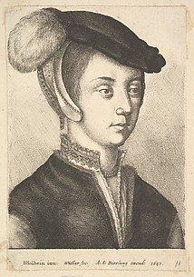 Young Woman with a Cap