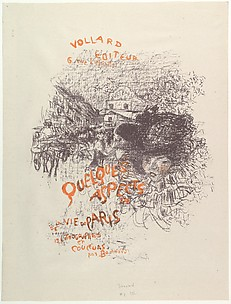 Cover of the album Quelques aspects de la vie de Paris