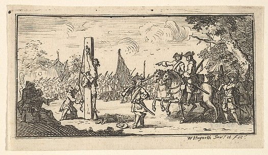 Hanging by the Thumbs (sequel to Beaver's Roman Military Punishments, 1725)