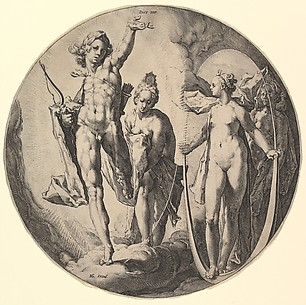 The Fourth Day (Dies IV), from the series The Creation of the World