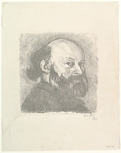 Portrait of Czanne