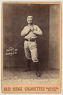 Ferguson, Pitcher, Philadelphia, from the series Old Judge Cigarettes