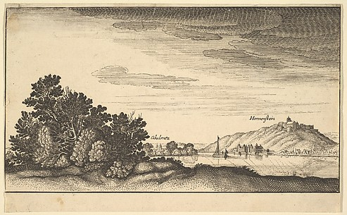 Landscape showing Coblentz and Harmenstien