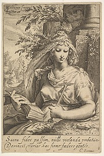 Temperance, from The Seven Virtues