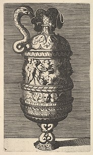 Vase with a Sacrificial Scene