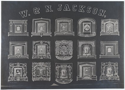 Advertisement for W. & N. Jackson & Co.