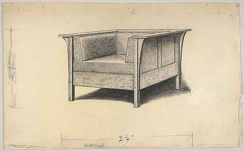 Design for an Arm chair