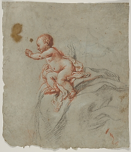 Study of the Virgin and Child