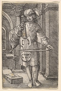 Violin-Player