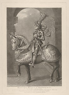 Maximilian Emperor of Germany &c. &c., from Portraits of Royal Personnages