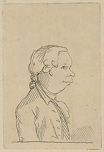 A Portrait of Oliver Goldsmith