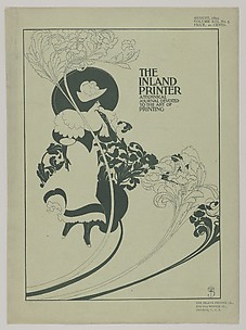 The Inland Printer: A Technical Journal Devoted to Printing, vol. XIII, no 5 (cover)