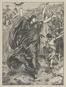 Miriam (Dalziels' Bible Gallery)