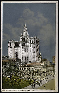 New Municipal Building, New York