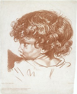 Study, Head of a Boy