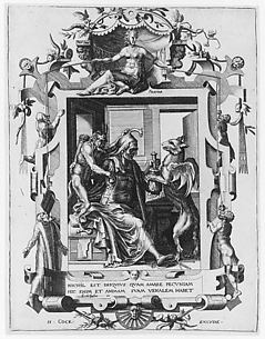 Allegory of Avarice, or Fraud