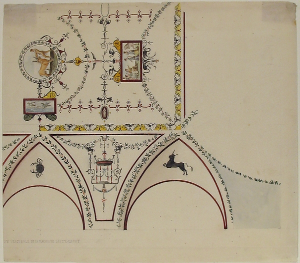 Design for a Vestibule