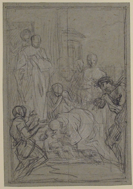 St. Benedict Resuscitating an Infant