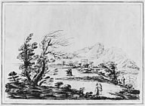 Landscape with Six Figures.