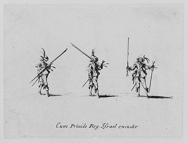 Exercises Militaires...Israel  execu. 1635