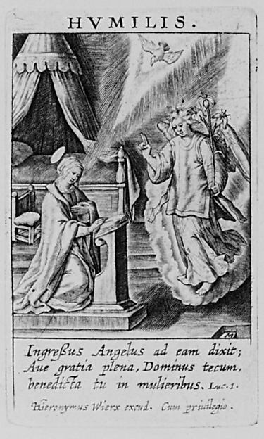 The Annunciation (Humilis)